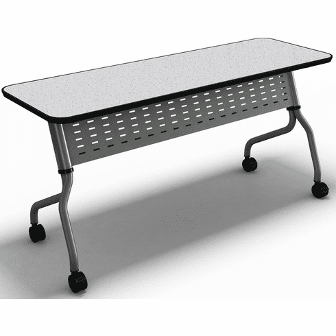 "Mayline Sync 24"" X 60"" Rectangular Table Anthracite [SY2460TANT]"