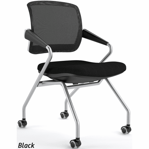 Mayline Valore Mid Back Nesting Chair [TSM2]