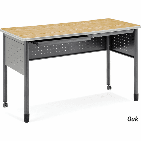 "Mesa 38 In High Desk 27.75"" X 55"" [66141]"