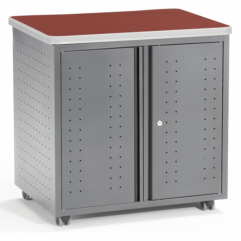 "Mesa Locking Utility Table 30"" X 24"" [66746]"
