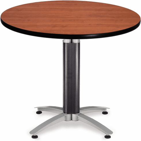 "Mesh Base 36"" Round Table [KMT36RD]"