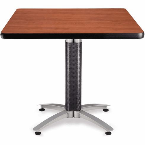 "Mesh Base 36"" Square Table [KMT36SQ]"