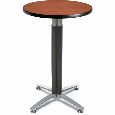 """Mesh Base Cafe Table 24"""" Round Top [CMT24RD]"""