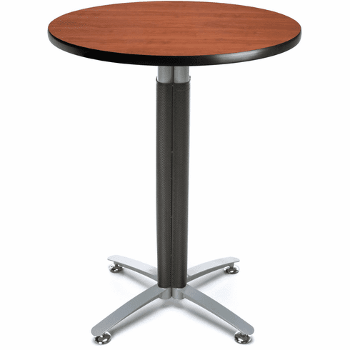"Mesh Base Cafe Table 30"" Round Top [CMT30RD]"