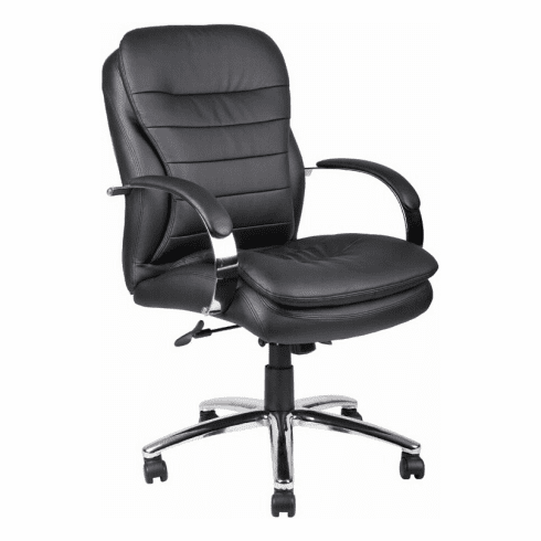 Mid Back Contemporary Desk Chair [B9226]