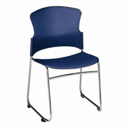 Multi-Use Plastic Stackable Chairs [310-P]
