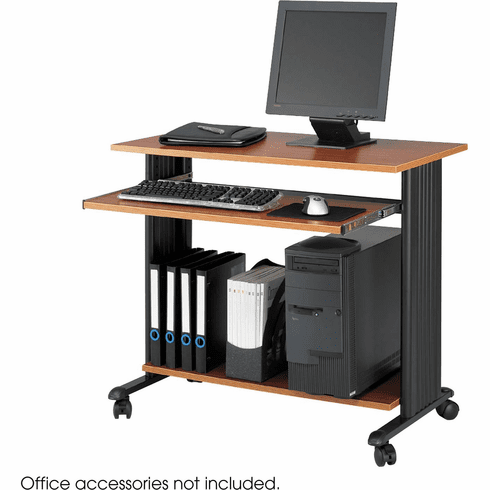 "Muv™ Fixed-Height Desk 35"" Cherry [1921CY]"