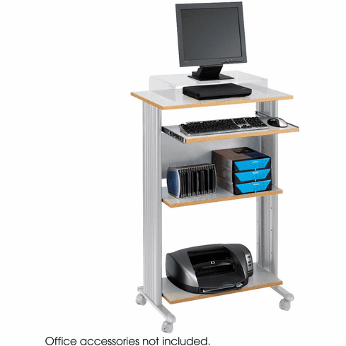Muv™ Stand-Up Desk Gray [1923GR]