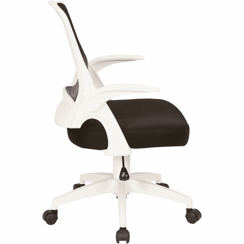 Office Star Ave Six Jackson Office Chair Black [JKN26-W3M]