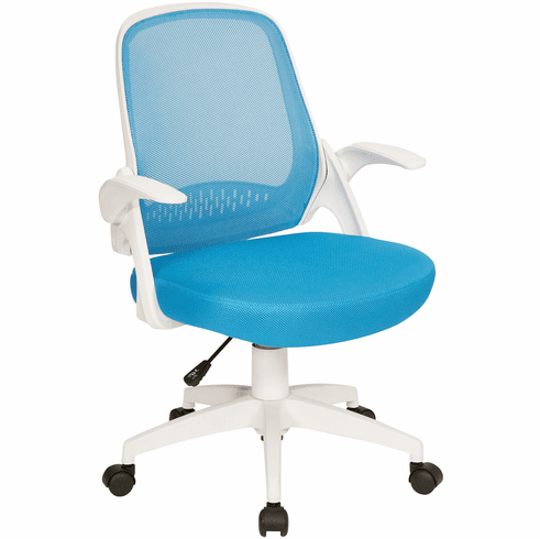 Office Star Ave Six Jackson Office Chair Blue [JKN26-W7M]