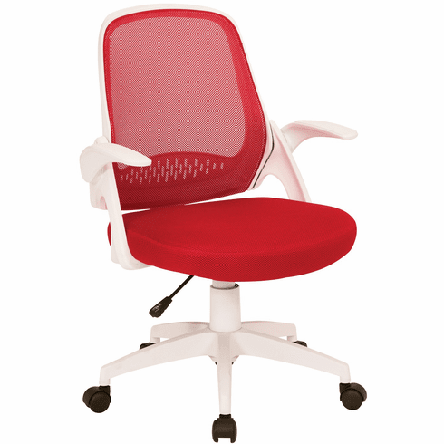 Office Star Ave Six Jackson Office Chair Red [JKN26-W9M]