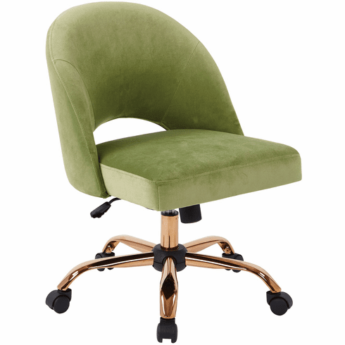 Office Star Ave Six Lula Office Chair Garden [LUASA-V9]