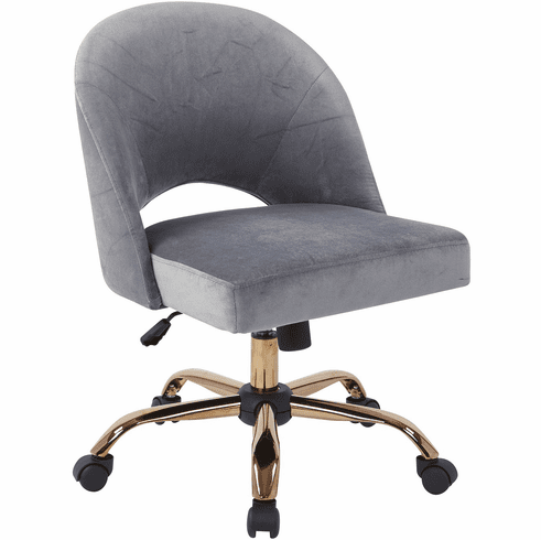 Office Star Ave Six Lula Office Chair Moonlit [LUASA-V8]