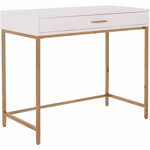 Office Star OSP Designs Alios Desk [ALS42-WH]