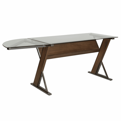Office Star OSP Designs Eureka Long Desk [EUKLD-CAM]