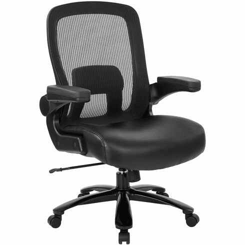 Office Star Pro-Line II™ Big and Tall Deluxe Executive Chair [30180]