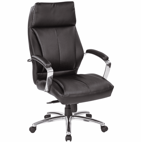 Office Star Pro-Line II™ Deluxe High Back Executive Chair [60310]