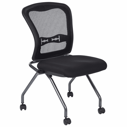 Office Star Pro Line II Folding Mesh Chairs [84220]