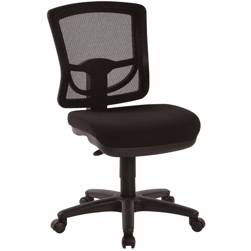 Office Star Pro-Line II™ ProGrid® Mesh Back Armless Task Chair [2817-30]