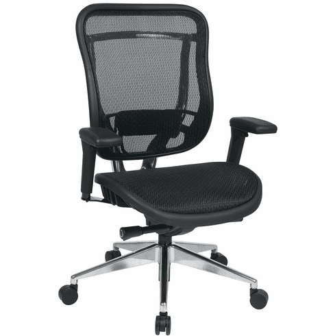 Office Star Space Seating® Big and Tall Executive High Back Chair [818A-11P9C1A7U]
