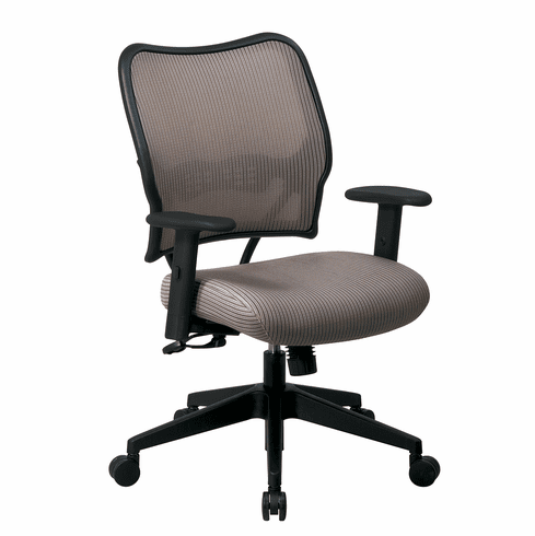 Office Star Space Seating® Deluxe Chair Latte VeraFlex® Back and Fabric Seat [13-V88N1WA]