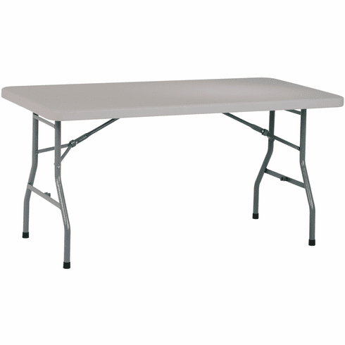 Office Star Work Smart™ 5' Resin Multi Purpose Table [BT05Q]