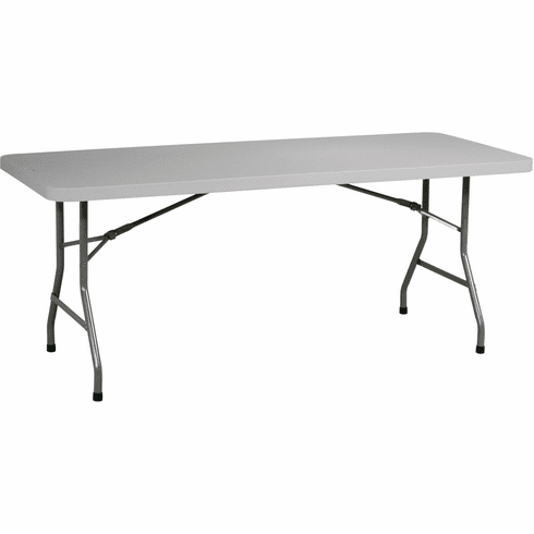 Office Star Work Smart™ 6' Resin Multi Purpose Table [BT06Q]
