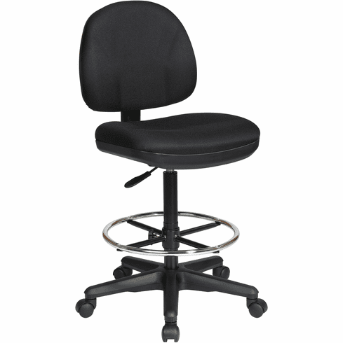 Office Star Work Smart™ Drafting Chair with Stool Kit [DC630/SK1-231]
