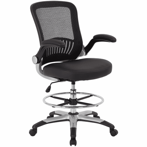 Office Star Work Smart™ Mesh Back Drafting Chair [DCY69006-U6]