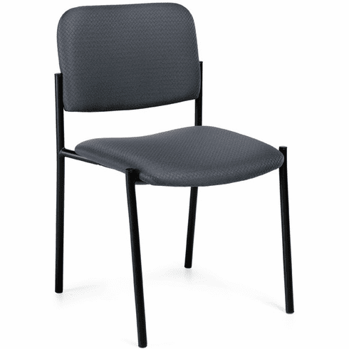 Offices To Go Armless Stacking Chair [OTG2748B]