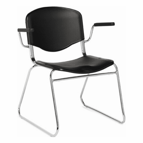 Offices To Go Stackable Plastic Chairs [OTG11699]
