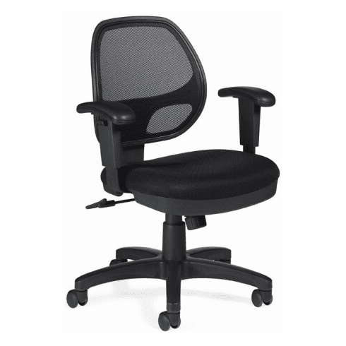 Offices To Go™ Mesh Office Chair [OTG11647B]