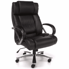 Big Manu0027s Chair [810-LX]  sc 1 st  Office Chairs Unlimited & Heavy Duty Big and Tall Office Chairs u2013 Free Shipping u0026 Lowest Price