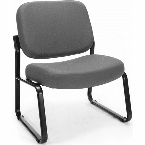 OFM Big and Tall Armless Guest Chair [409]