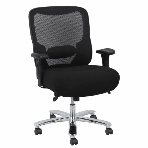 OFM Essentials Big and Tall Mesh Back Task Chair [ESS-200]