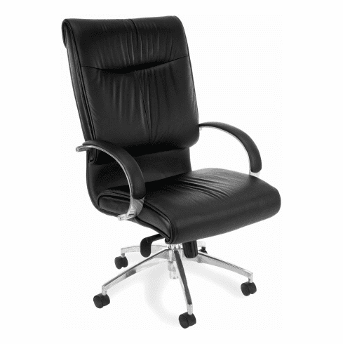 OFM High Back Leather Office Chair [510-L]
