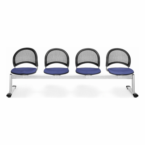 OFM Moon 4-Person Reception Area Seating [334]
