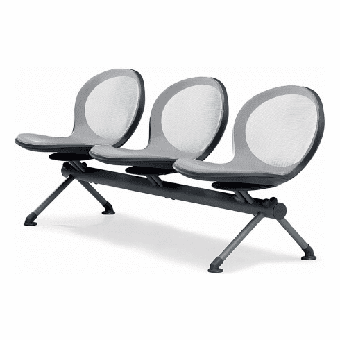 OFM NET Series 3-Person Beam Seating [NB-3]