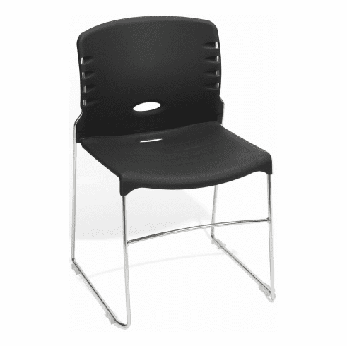 OFM Plastic Shell Stacking Chairs [320-P]