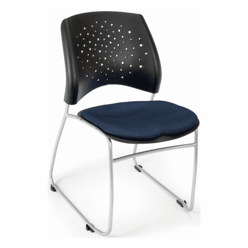 OFM Sled Base Stacking Chairs [325]