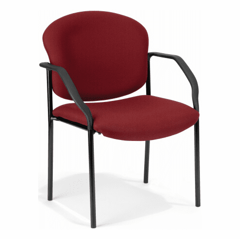 OFM Stackable Padded Guest Chair [404]