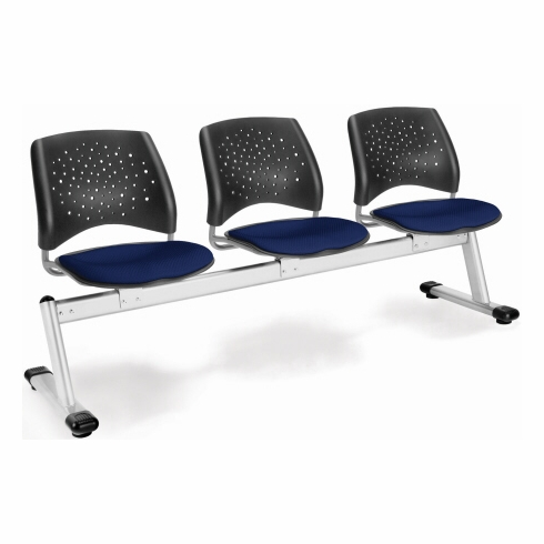 OFM Stars 3-Person Bench Seat [323]