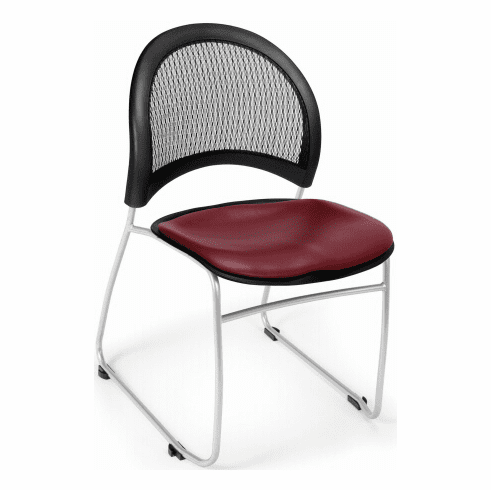OFM Vinyl Stack Chair [335-VAM]