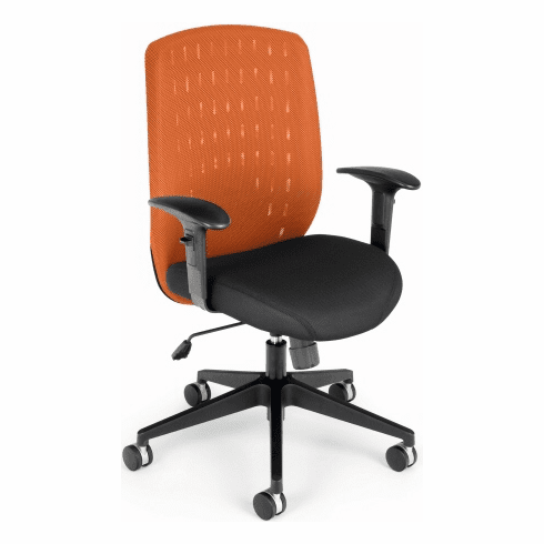OFM Vision Executive Mesh Back Office Chair [654]