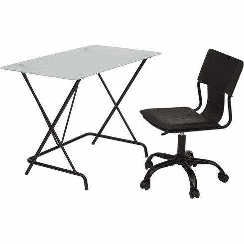 OSP Designs 2-Piece Desk and Chair Set [TCS62913]