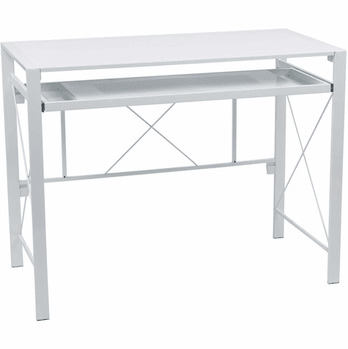 OSP Designs Creston Desk White [CRS25-11]
