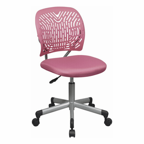 Osp Designs Flex Back Pink Computer Chair 166006