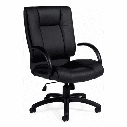 OTG™ Luxhide Leather Executive Chair [OTG2700]