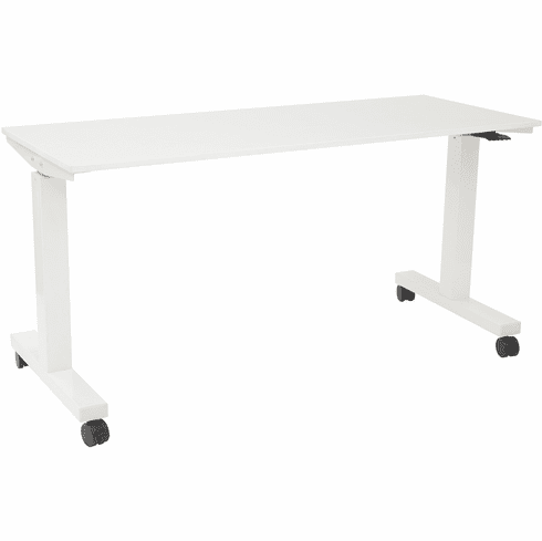 Pro-Line II™ 6 ft Pneumatic Height Adjustable Table Steel / Laminate [HAT60261-1]
