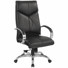 Admirable Leather Office Chairs Executive Leather Chairs Free Shipping Creativecarmelina Interior Chair Design Creativecarmelinacom